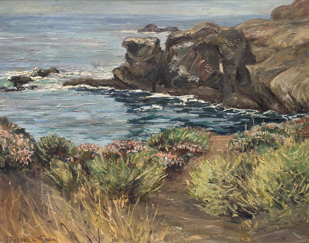 Russell Swan - Off Point Lobos border=