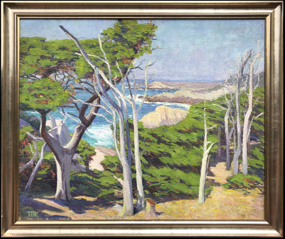 Theodore M. Criley - Point Lobos, North Shore