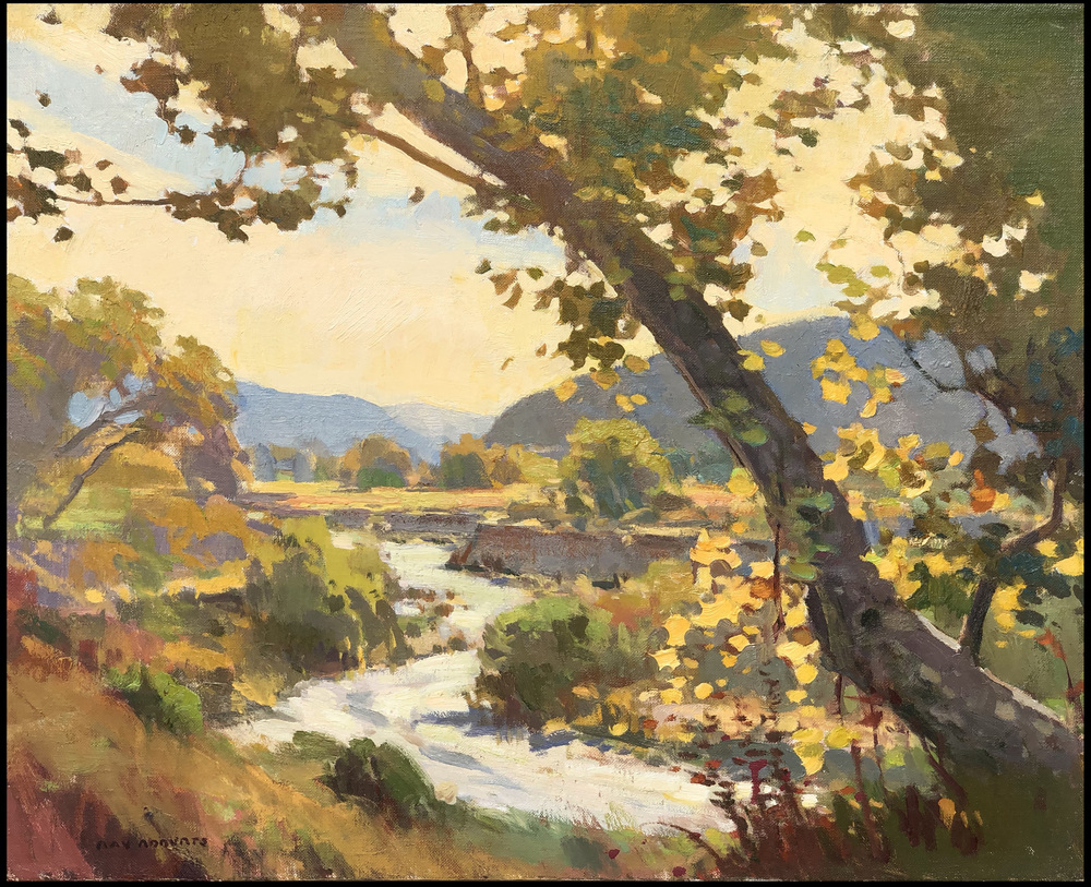 Ray Roberts - California Sycamore border=