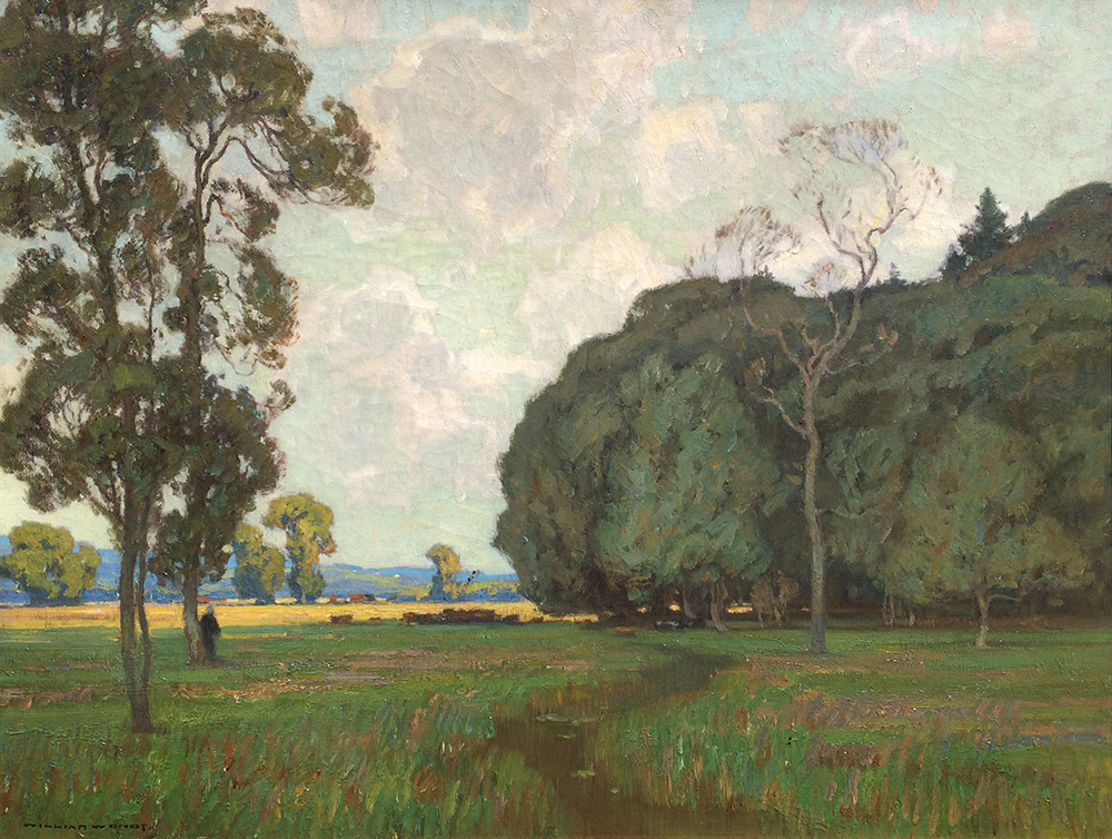 William Wendt -