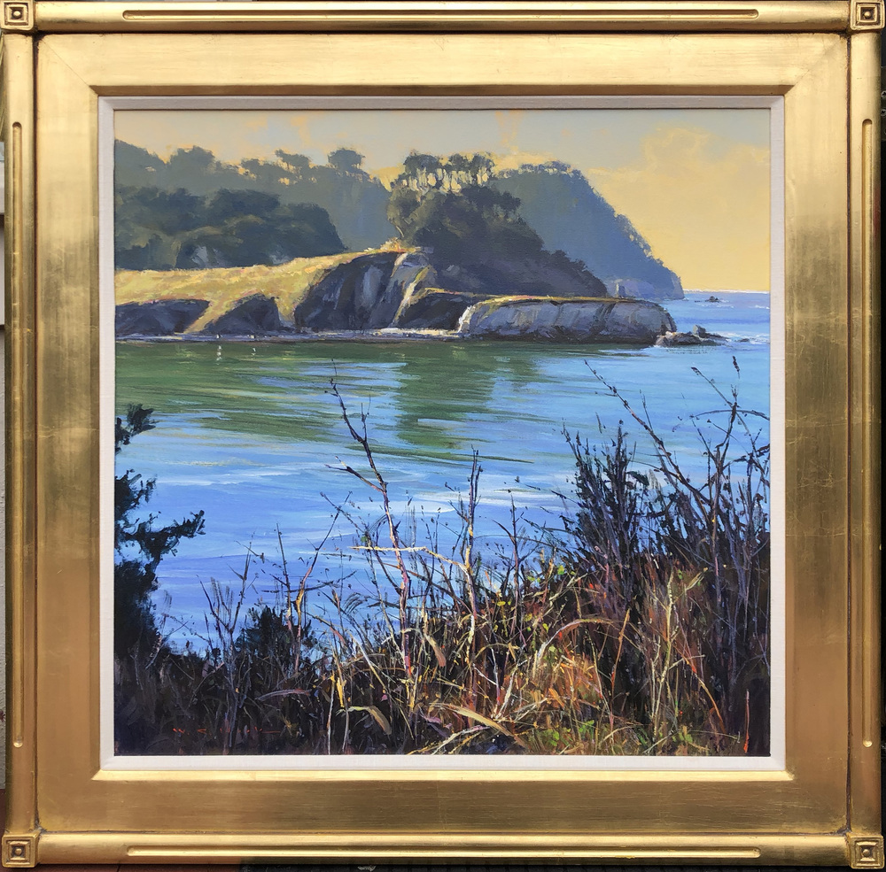 William C. Hook - Whaler's Cove, Pt. Lobos #4059