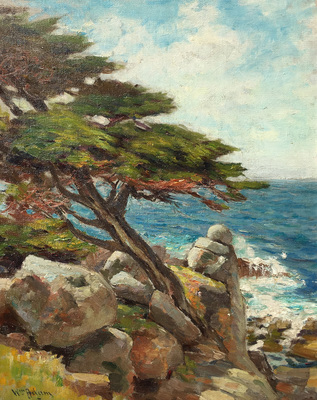 William Adam - Point Lobos