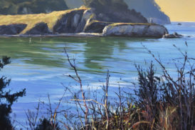 """Whaler's Cove, Point Lobos"""